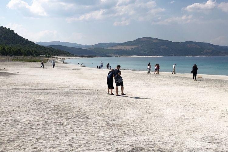 Salda Lake, Turkey - ello, ellophotography - ahmetbugra | ello