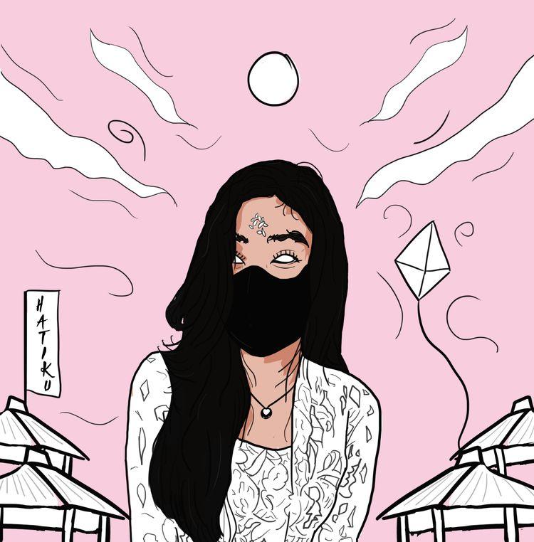 Dégun | Hatiku Illustration 201 - imdegun | ello
