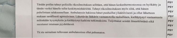 mentally ill reported crime pol - tomasukkonen | ello