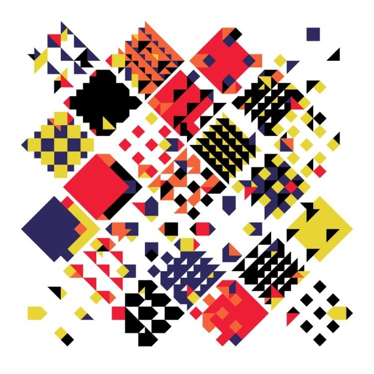 Geometric Shapes / 180922 - sasj | ello