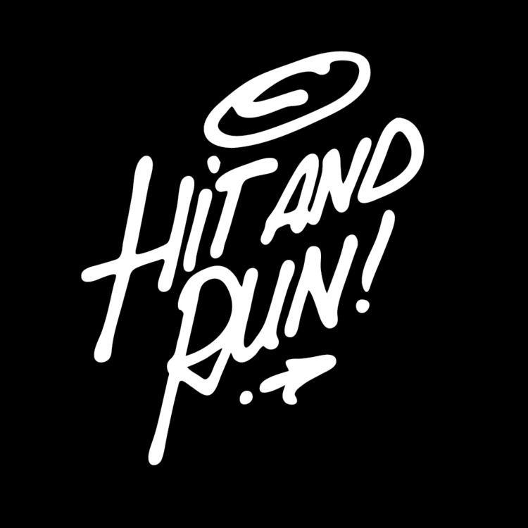 Hit Run — Lettering - appearoffline | ello