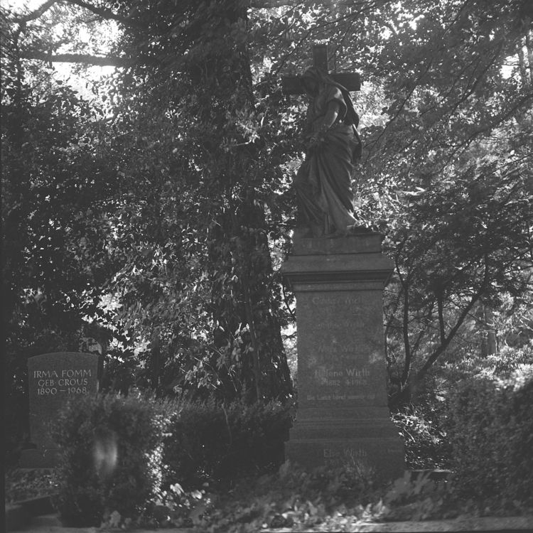 Westfriedhof 09/2018 XIII Camer - walter_ac | ello