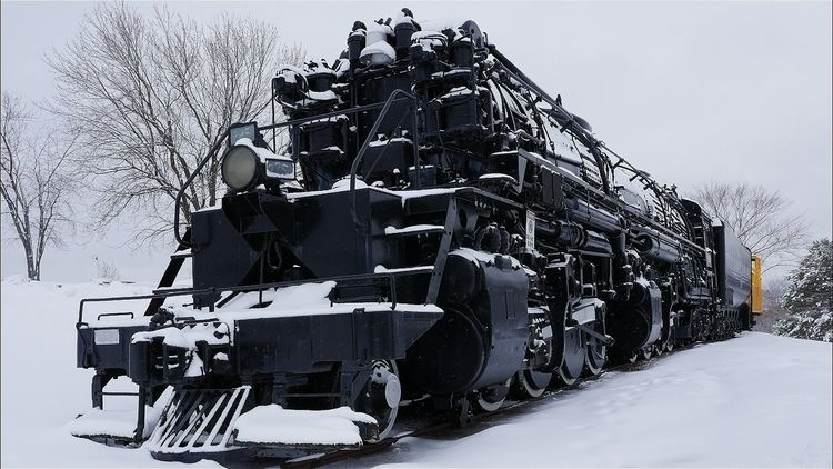videos - 844steamtrain, Big, Steam - 844steamtrain | ello