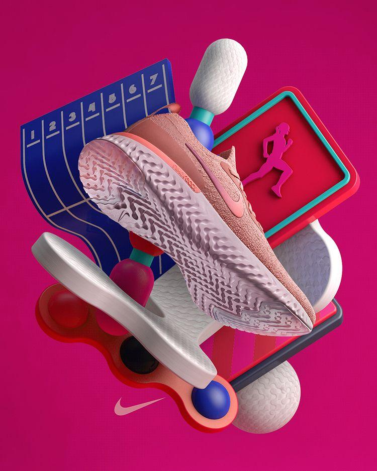 2nd series created Nike Running - cadenascarlo | ello