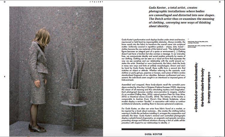 work featured Steidz magazine  - gudakoster | ello