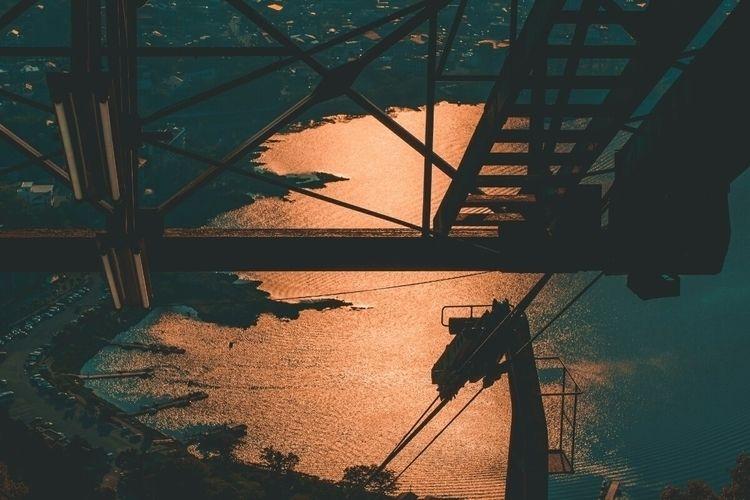 Sunset top ropeway, photo days  - fokality   ello