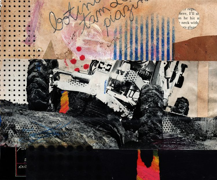 handmade collage - rafaelschwab | ello