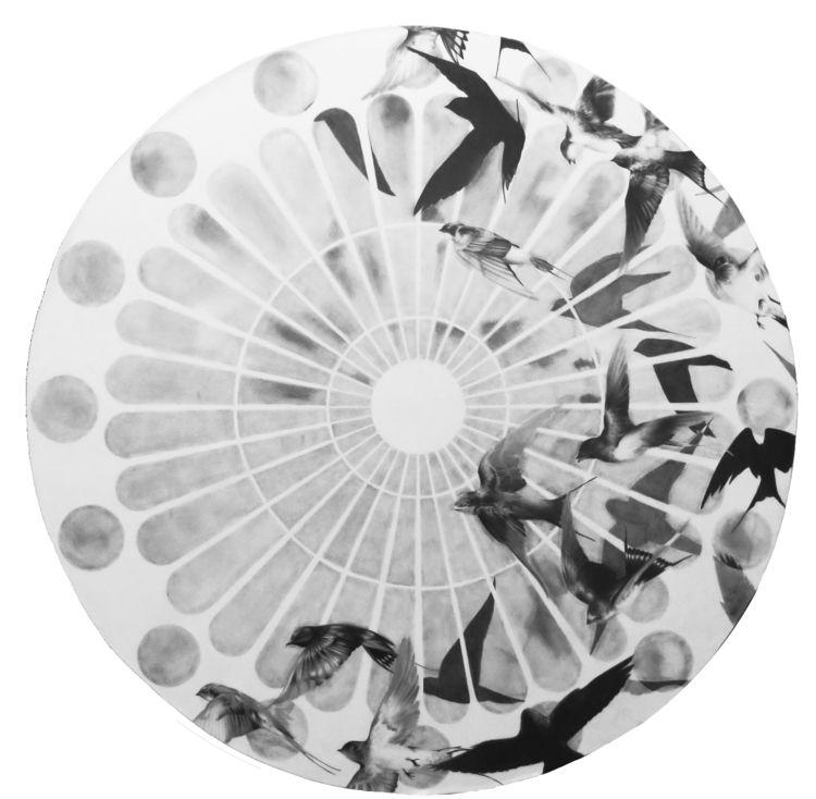 Graphite Paper 70 cm 2018 - francescozampieri - francescozampieri | ello