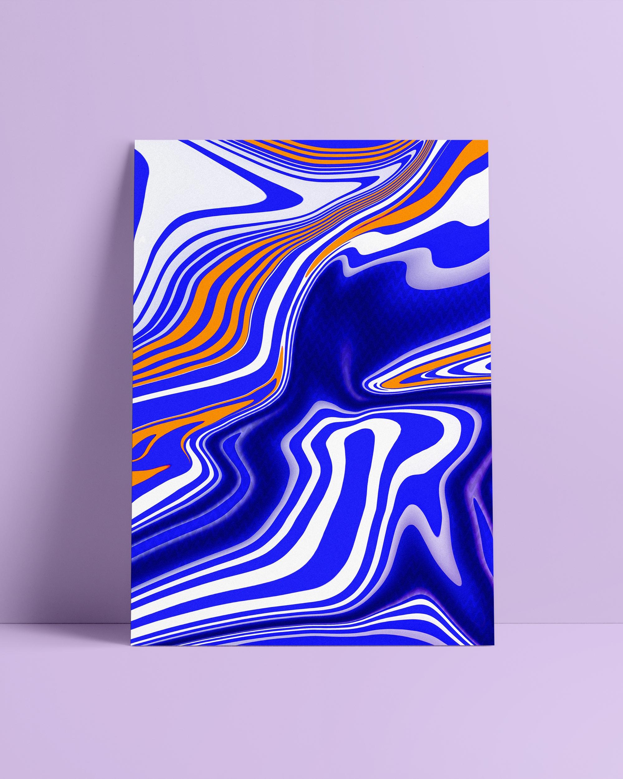 Inspired Damascus steel pattern - wallendiaz | ello