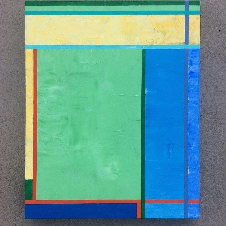 "Acrylic painting 20"" 16"" Stretc - coastcnc | ello"