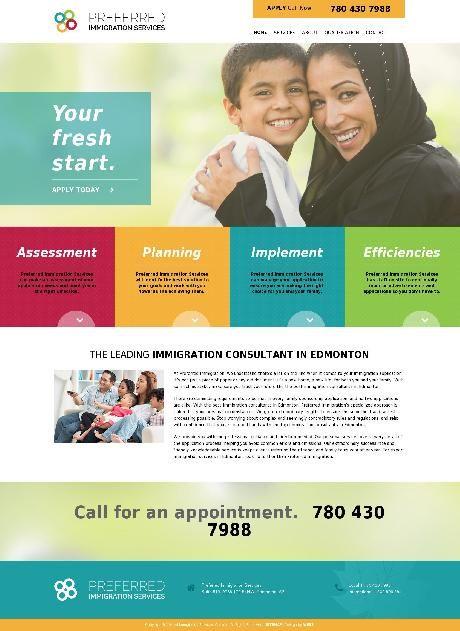 Immigration Offices Edmonton - preferredimmigration | ello