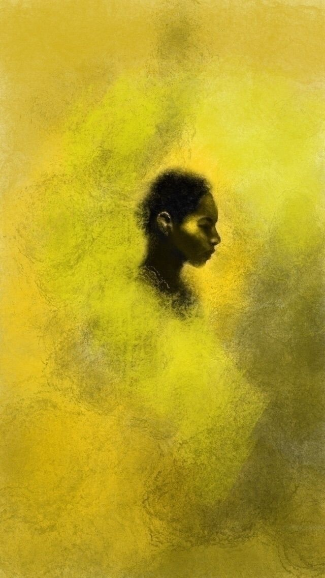 illustration, portrait, art, woman - iiisadelgado | ello