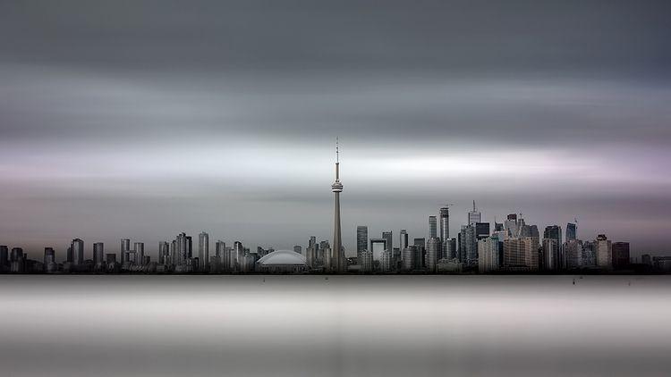TRNT (Toronto Skyline - toronto - johnkosmopoulos | ello