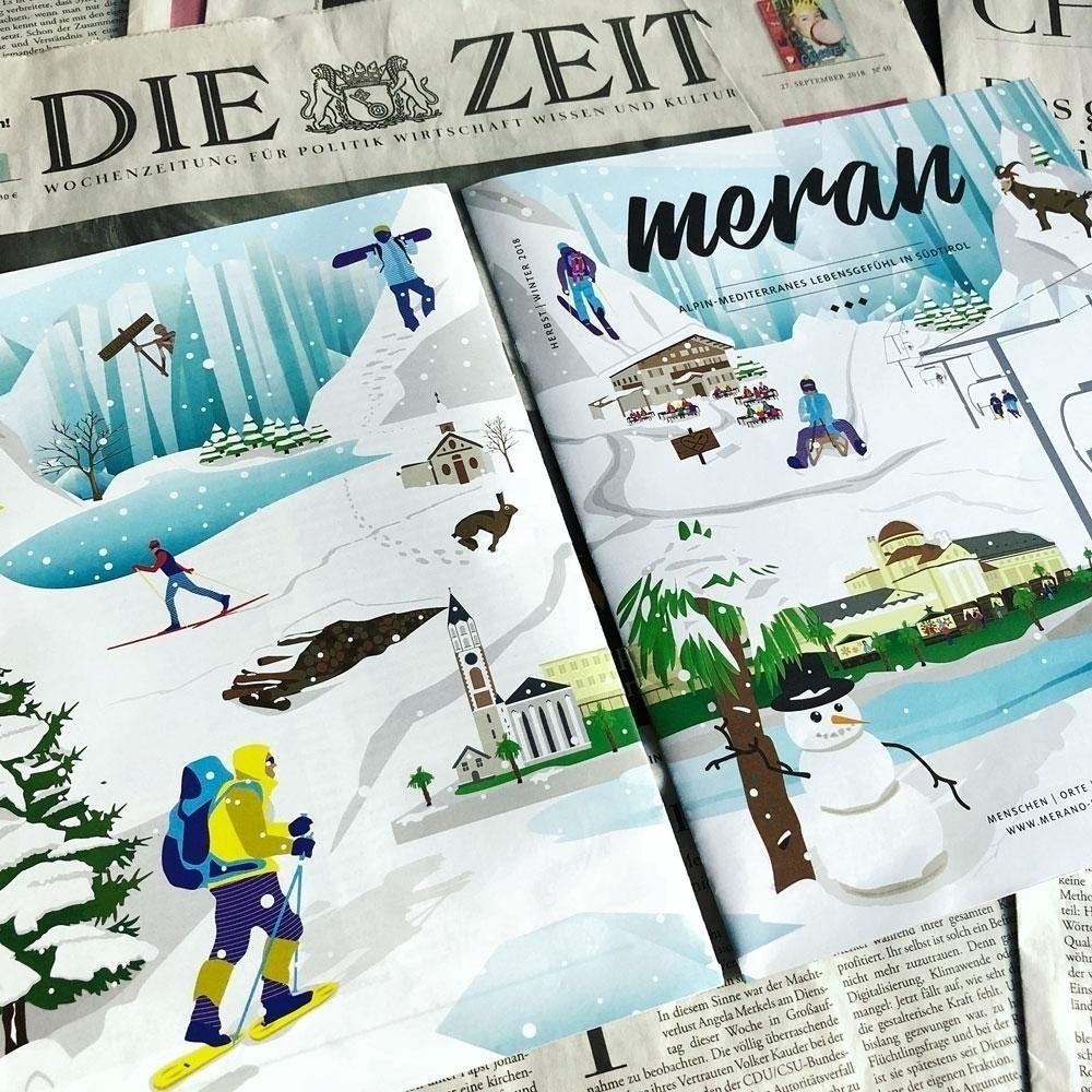 cover illustration current issu - deshalbpunkt   ello