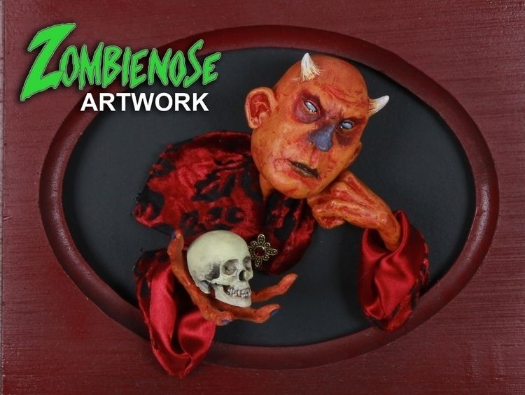 art pieces Art Fest Petaluma, C - zombienose   ello