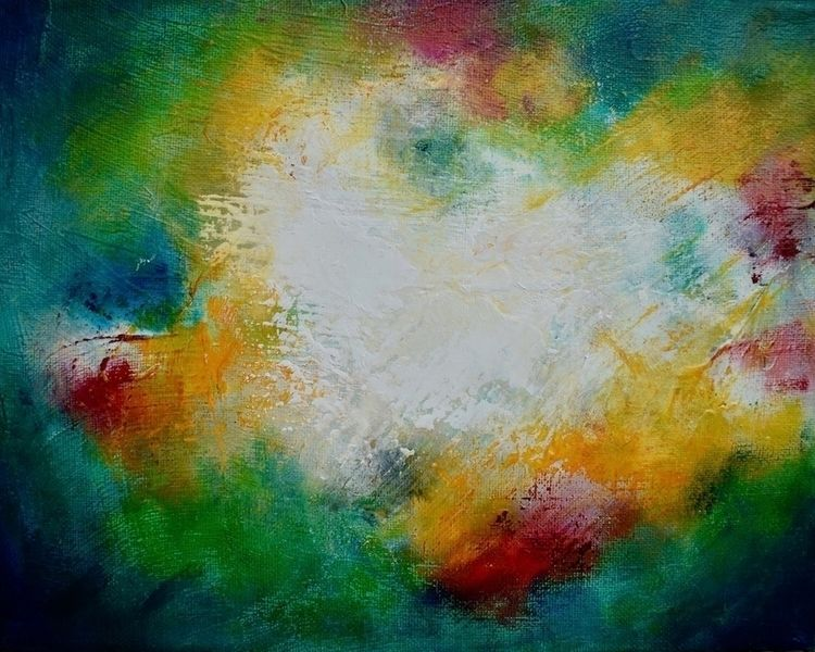 Original oil painting titled Ce - createdbychrista | ello