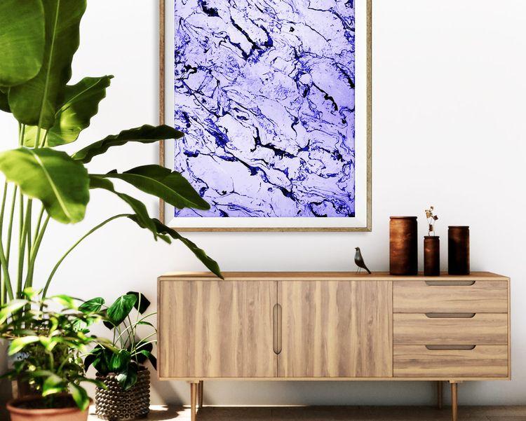 'Beauty Texture' Art, Canvas, M - 83oranges | ello
