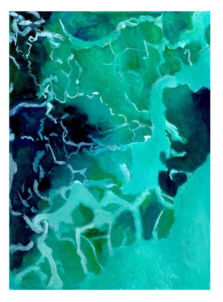 Ocean Waves overwhelmed media a - andriatlfr | ello