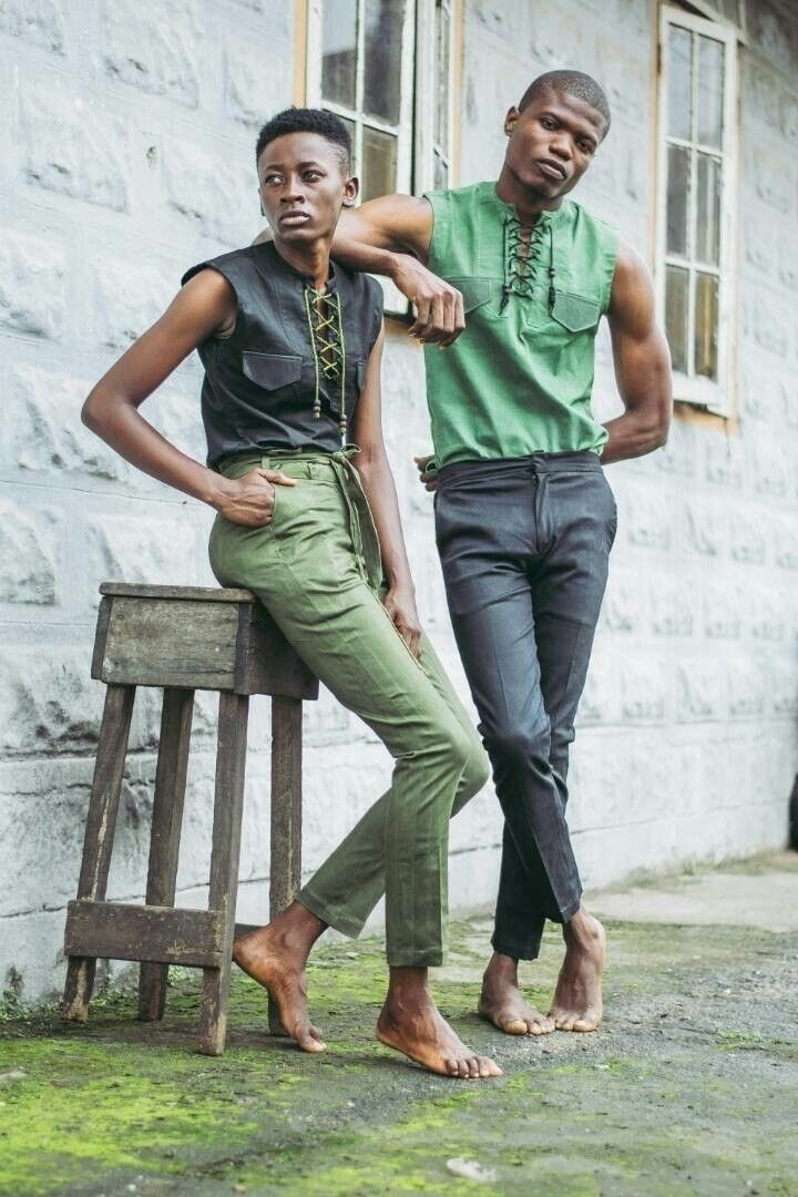 bush boy series - liam_nigeria | ello