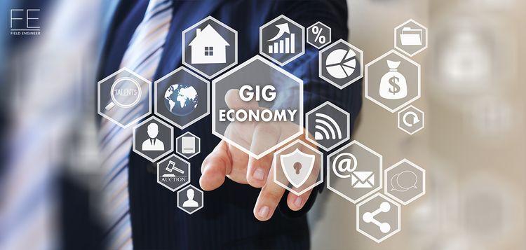 Talent Forefront Gig Economy da - fieldengineer | ello
