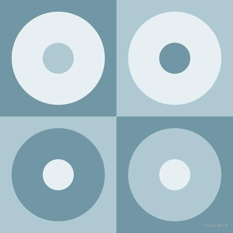 Geometric Pattern: Alternating  - red_wolf   ello