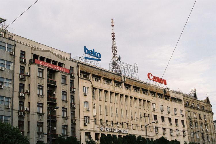 〜 Beograd, Serbia - filmphotography - ferreira-rocks   ello