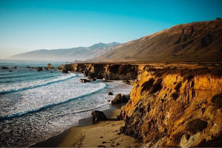 landscape, nature, coast, bigsur - taylormcintyre | ello