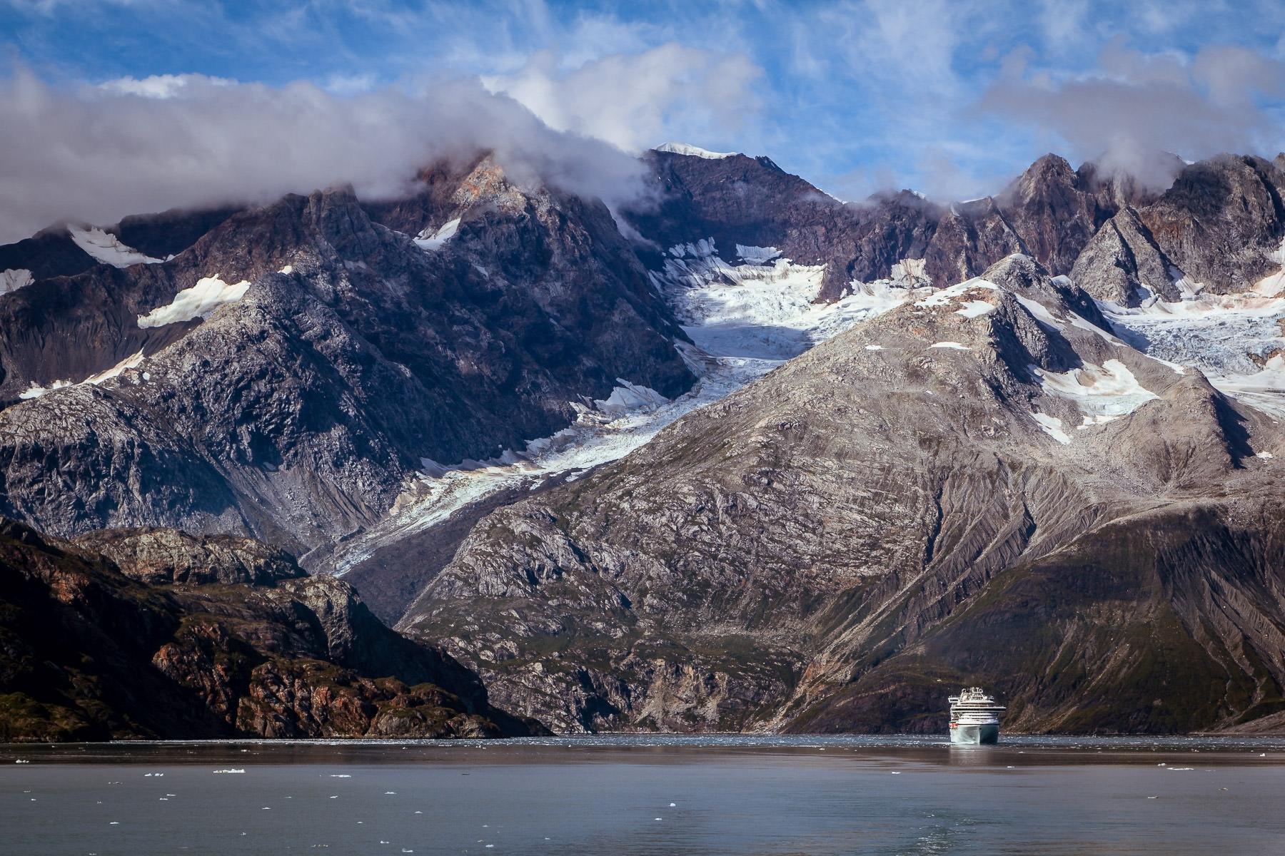 Big Mountains, Ship cruise ship - mattgharvey | ello