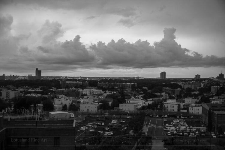 Storms bring interesting cloud  - wlotus | ello