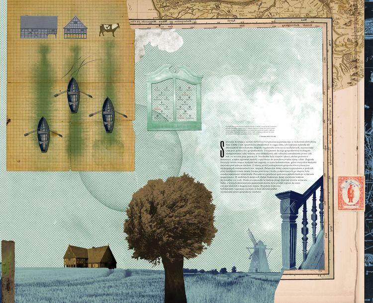 illustration Zulawy ethnographi - victorsoma | ello