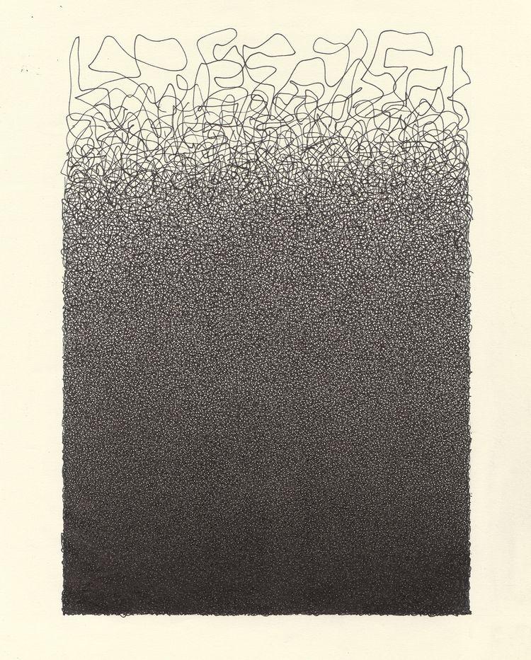 Linee 53 - lines, blacklines, linework - danilo_dg | ello