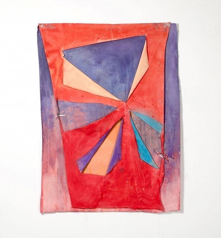 Gate - Cult, emulsion, canvas, 178x134cm - shanebradfordstudio | ello