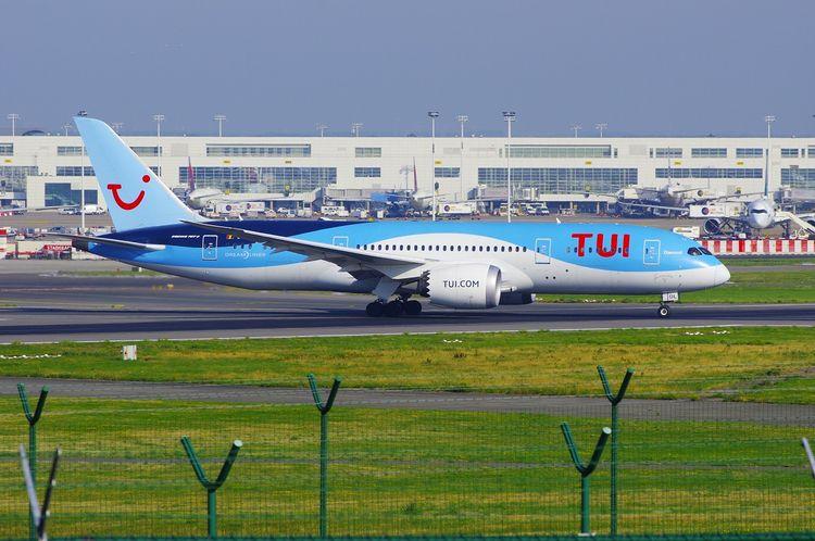 TUI, B787-8, Boeing, Dreamliner - brummi | ello