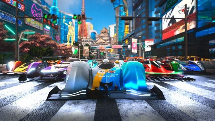Xenon Racer - Reveal Trailer co - comicbuzz   ello