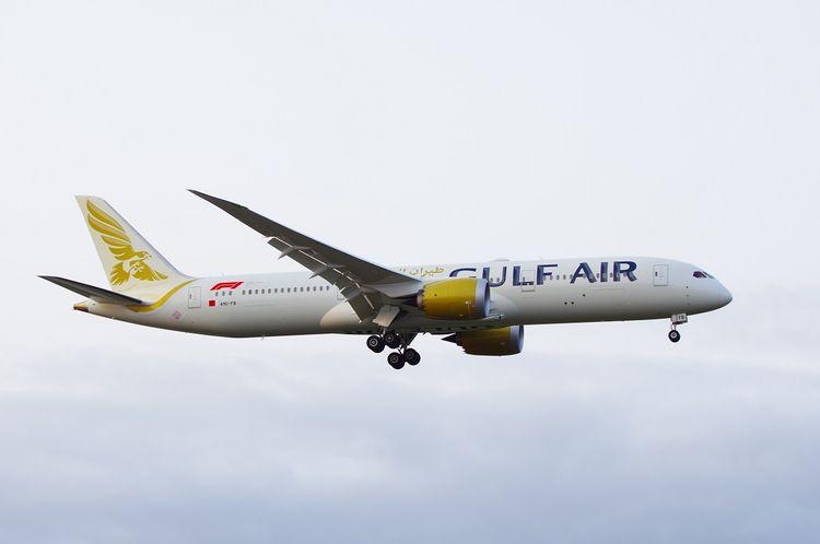 GulfAir, B787, Dreamliner, lhrspotter - brummi | ello