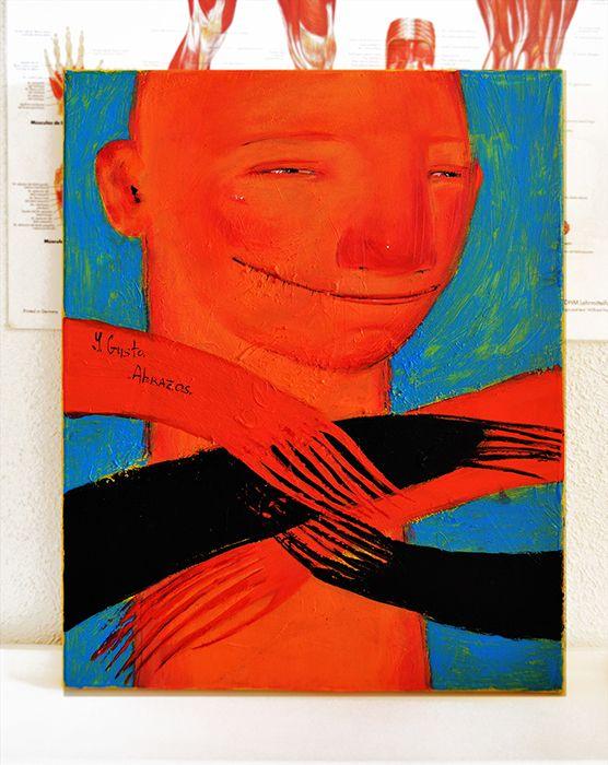 yanagusto, humanportrait, artbrut - yanagusto | ello