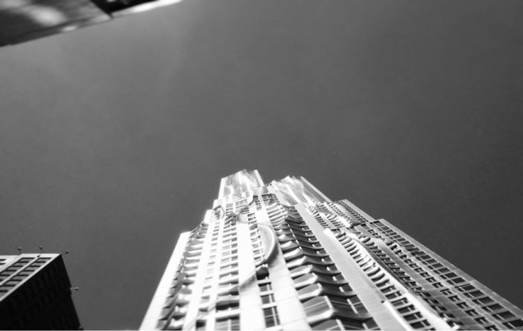 Gehry, photography, nyc, architecture - robotswan | ello