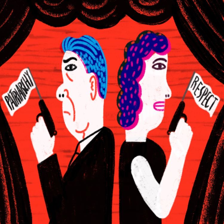 Frustrated women heard - bennettron | ello