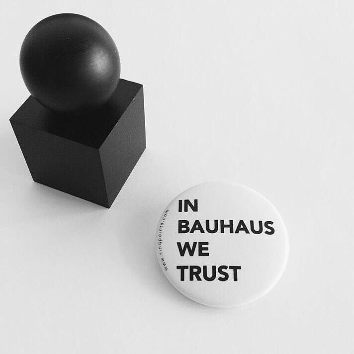 TRUST dvidhubnr - BAUHAUS - bauhaus-movement | ello
