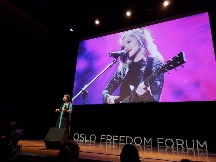 Oslo Freedom Forum NYC - OSLOFF - james-skidmore | ello