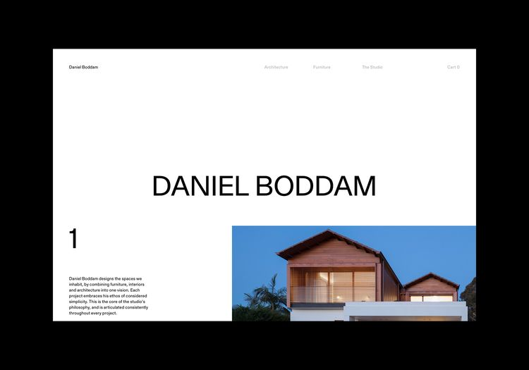 Website architect Daniel Boddam - northeastco | ello