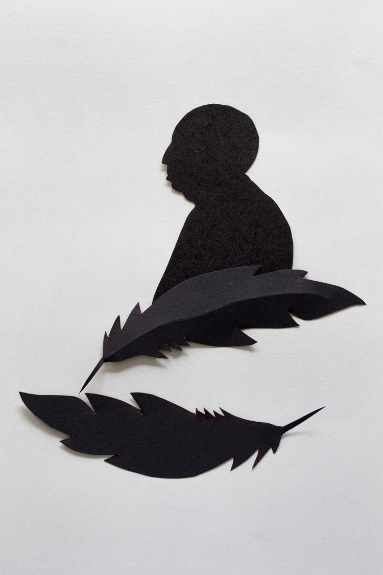 Birds - thebirds, hitchcock, papercraft - franalvez | ello