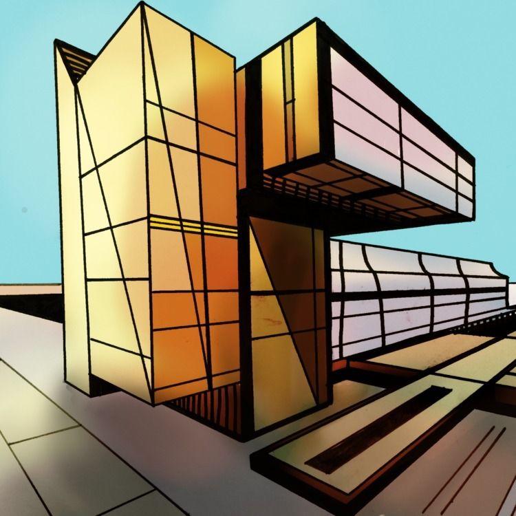 Future Dream House  - architecture, - marksolario | ello