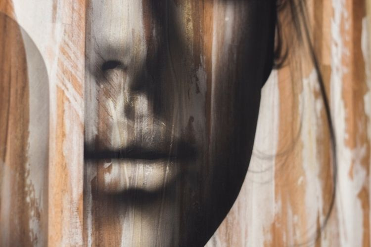 Gold, painting wood 2018  - viniparisi | ello
