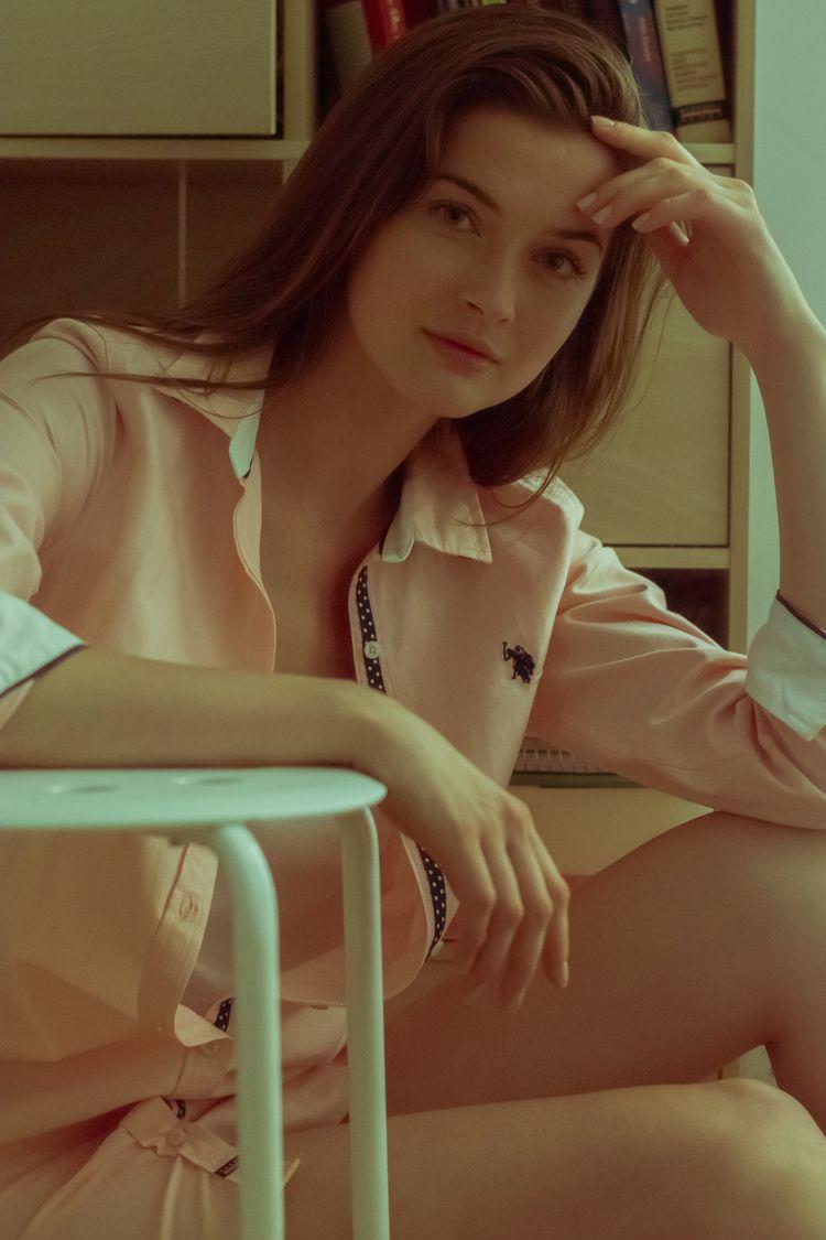 Anna Zaiachkivska York Model Ma - iangarrickmason | ello