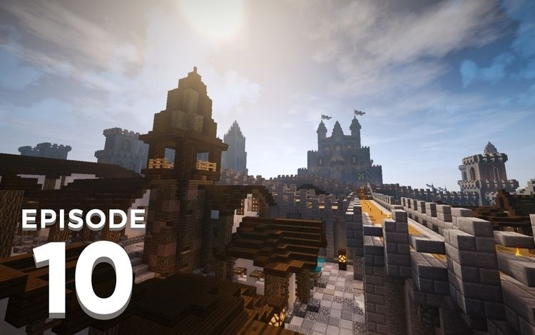 Spawn Chunks 010: Kingdom Joel  - joelduggan | ello