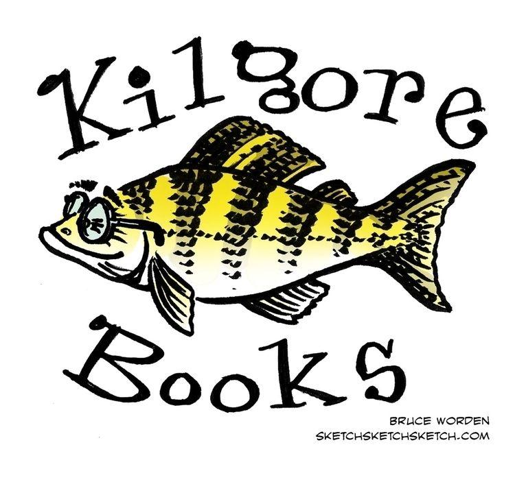 Kilgore Books - inktoberday4, inktober - bruceworden | ello