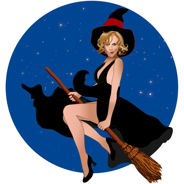 Bewitched Nikole witch ready bi - lidijam | ello