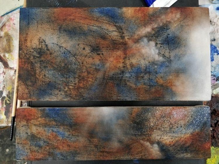 Studies - Oil canvas - camilla_salvagnin | ello