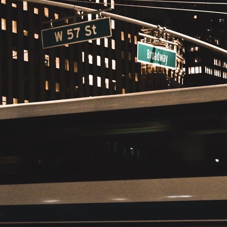 nyc, ny, night, photography - rodrigobillie   ello